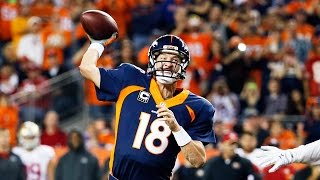 Download Peyton Manning Mic'd Up Breaking Favre's NFL All-Time TD Pass Record | Sound FX Video