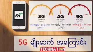 Download 5G - Fifth Generation Wireless Systems | Technology (Myanmar) Video