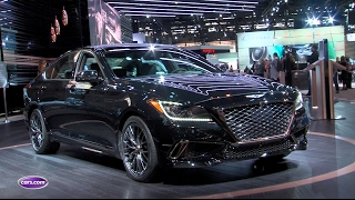 Download 2018 Genesis G80 Sport Review: First Impressions Video