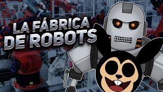 Download ROBLOX: LA FÁBRICA DE ROBOTS Video