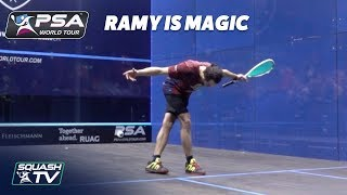 Download Squash: Ramy Ashour is Magic. Video