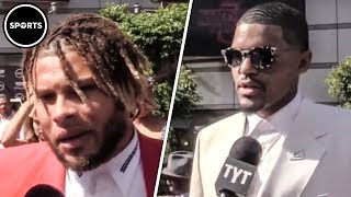 Download Athletes CONDEMN ″Shut Up And Dribble″ At ESPYs Video
