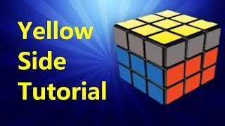 Download How to solve a Rubik's Cube Part 4 (Yellow Side Tutorial) Video