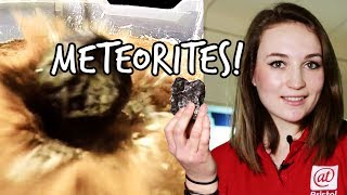 Download How to make a meteorite crater | Do Try This At Home | We The Curious Video
