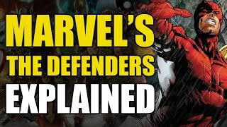 Download Marvel Comics: The Defenders Explained Video
