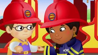 Download Firefighters at School/Daniel's Doll Video