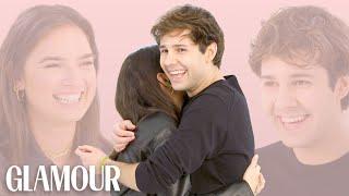 Download David Dobrik and Natalie Noel Take A Friendship Test | Glamour Video