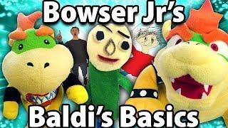 Download Crazy Mario Bros - Bowser Jr's Baldi's Basics! Video