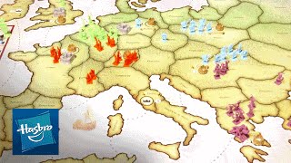 Download 'RISK Europe' Official Instructions Video - Hasbro Gaming Video