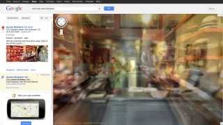 Download See businesses inside and out on Google Maps Video