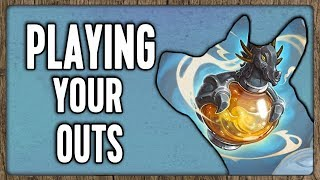 Download Playing Your Outs [Hearthstone] Video