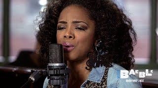 Download Leela James performs ″Don't Want You Back″ || Baeble Music Video