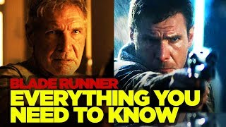Download Blade Runner Original RECAP - Everything You Need to Know Before Blade Runner 2049 Video