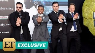 Download The Original 'Mighty Morphin Power Rangers' Cast Reunites for The First Time Since 1995 Video