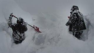 Download Kitimat 2015 Snow Storm at KMP Video