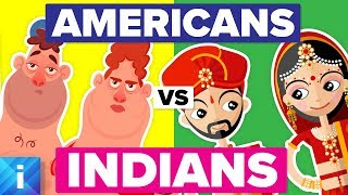 Download Average American vs Average Indian - How Do They Compare? People Comparison Video