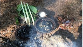 Download Primitive Survival Skills: Primitive Technology Looking For Food (Snail) Video