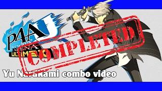Download P4AU: Yu Narukami combo video (FINAL VERSION) Video