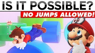 Download SPINNING ATHLETIC JUMPLESS CHALLENGE (Insanely Hard) | Is It Possible? Video