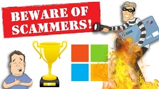 Download Don't try to scam an ex-Microsoft employee, or this will happen! Video