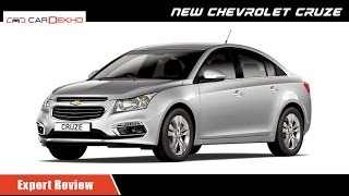 Download 2016 Chevrolet Cruze AT   Expert Review   CarDekho Video