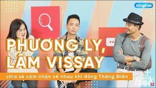 Download KINGLIVE | Phương Ly, Lâm Vissay nói gì về MV Thằng Điên? Video