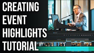 Download Event Videography Tutorial - Highlight sequence editing Video