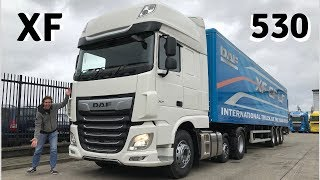 Download 2018 DAF XF 530 Super Space Cab - Full Tour & Test Drive Video