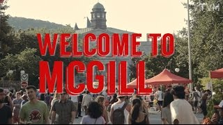 Download Welcome to McGill Video