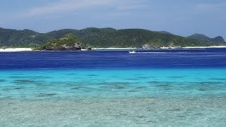 Download [ 4K Ultra HD ] 沖縄の海・慶良間諸島 Kerama islands in Okinawa ( Shot on RED EPIC ) Video