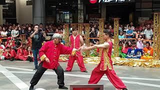 Download CNY2019~ Lion Dance Extravaganza 新春龍獅大匯演~ Kung Fu 功夫表演 #2 @ IOI Mall, Puchong Video