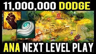 Download $11,000,000 Dodge - How Ana Dodge All Skills Perfectly in TI8 Video