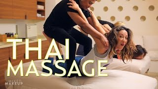 Download The Best Massage in Los Angeles is Thai Yoga | #TheSASS with Susan and Sharzad Video