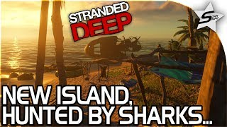 Download STRANDED DEEP - ″NEW ISLAND, BOAT LOOT... Hunted by the Shark″ - Stranded Deep 2017 Gameplay Part 2 Video