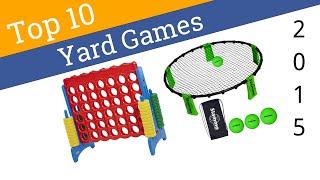Download 10 Best Yard Games 2015 Video