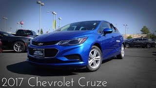 Download 2017 Chevrolet Cruze LT 1.4 L Turbo 4-Cylinder Review Video