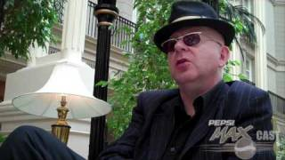 Download Alan McGee on Upside Down - the film about Creation Records Video