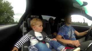 Download Reaction of one and a half year old boy In 600HP 2JZ MKIV Toyota Supra | Wow is 1st word Video