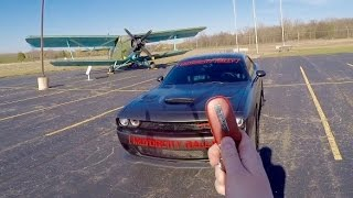 Download What It's Like To Drive A Hellcat Challenger | Borla Exhaust POV Drive! Video