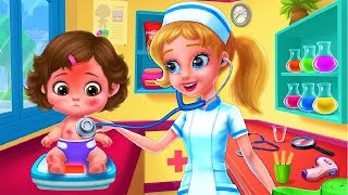 Download Take Care of Newborn Babies and Baby Twins, Play Doctor Baby care fun game for kids Video