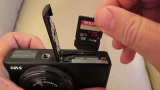 Download SanDisk Extreme PRO SDHC UHS-I 32GB Memory Card Unboxing + Fitting in Camera Video