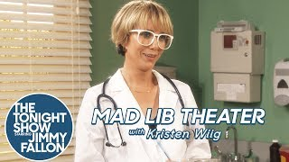 Download Mad Lib Theater with Kristen Wiig Video