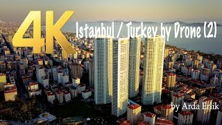 Download 4K Istanbul / Turkey by Drone (2) Video