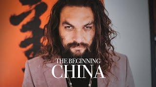 Download We're in China! | Jason Momoa Aquaman Press Tour Video