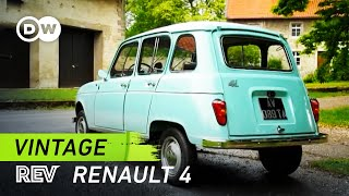 Download Vintage: Renault 4 | DW English Video