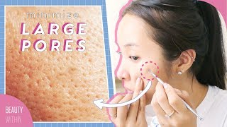 Download 5 Skincare Tips to Clean, Unclog & Minimize Large Pores Video