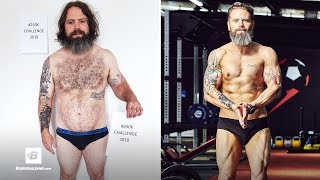 Download A New Legend from Down Under | 250K Transformation Challenge by Optimum Nutrition Video