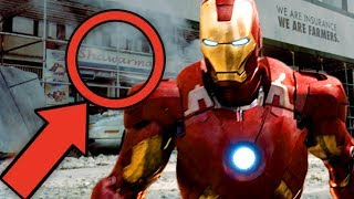 Download Marvel's The Avengers (2012) - Easter Eggs & References - MCU Rewatch Video