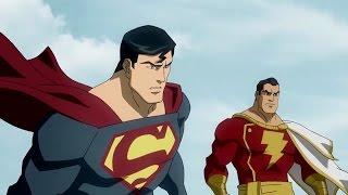 Download Superman Shazam: The Return of Black Adam (2010) Trailer Video