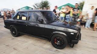 Download ВАЗ 2107 Турбо 300+ л.с. Тюнинг: ″Amag″ (гонки на кубок Турбофлай) Video